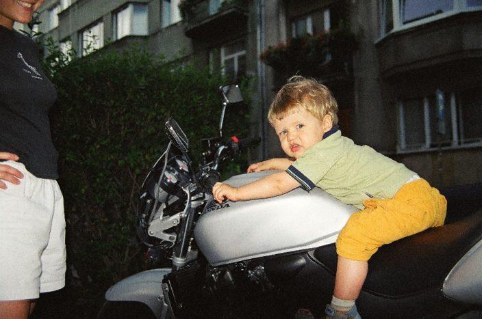 Podróż z dzieckiem samochodem - porady
